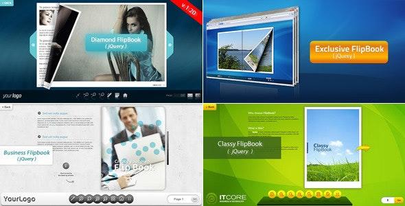Bundle FlipBook jQuery Plugin - CodeCanyon Item for Sale