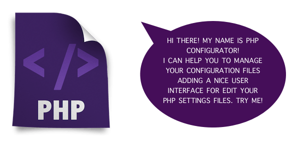 PHP Configurator - CodeCanyon Item for Sale