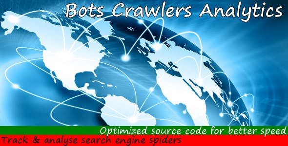 Bots Crawlers Analytics