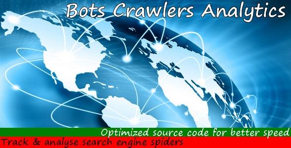 Bots Crawlers Analytics - CodeCanyon Item for Sale