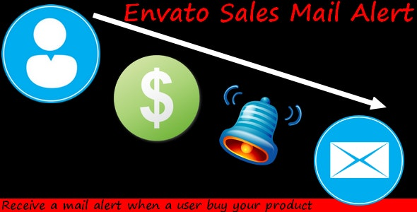Envato Sales Mail Alert - CodeCanyon Item for Sale