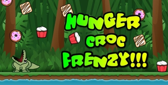 Hunger Croc Frenzy - CodeCanyon Item for Sale