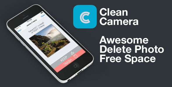 Clean Camera - Delete Camera Photos - IOS 9 V1.2