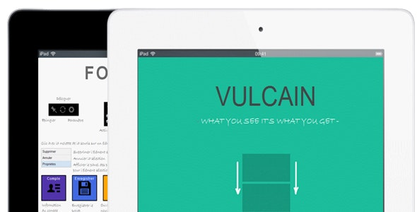 CMS - Vulcain - WYSIWYG - CodeCanyon Item for Sale