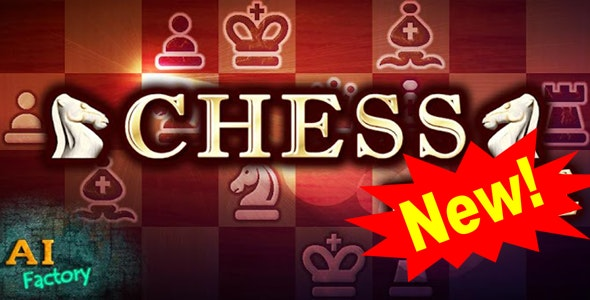 Chess Game With Admob - CodeCanyon Item for Sale