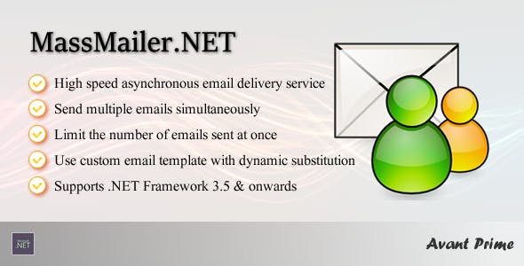 MassMailer - Bulk Email Delivery Sevice