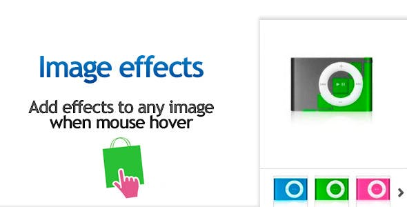 Prestashop Image Effects