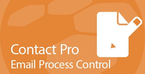 Contact Pro - Email Process Control