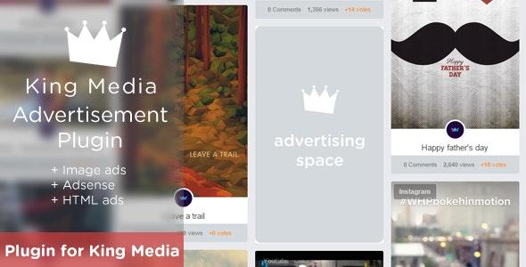 KingMEDIA - Ad Plugin - CodeCanyon Item for Sale