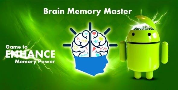 Brain Memory Master Game