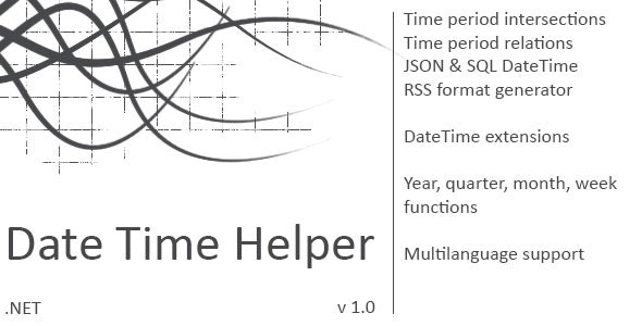 Date Time Helper - CodeCanyon Item for Sale