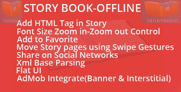 Story Book-Offline - CodeCanyon Item for Sale
