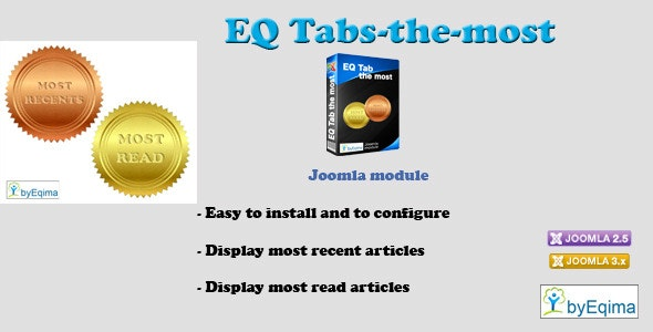 EQ Tabs the most  - CodeCanyon Item for Sale