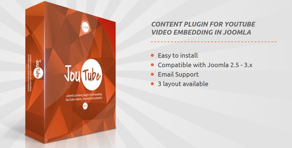 JouTube - CodeCanyon Item for Sale