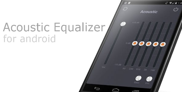 Acoustic Equalizer (EQ)