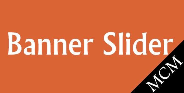 Magento Banner Slider