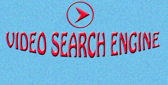 Video Search Engine - CodeCanyon Item for Sale