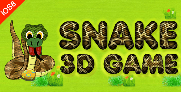 Snake HD game - CodeCanyon Item for Sale