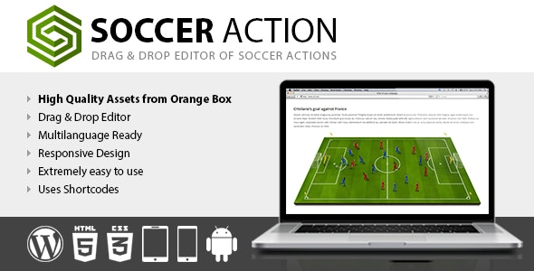 Soccer Action - CodeCanyon Item for Sale