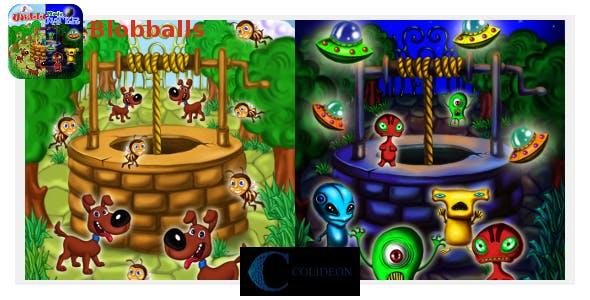 Wellwater / Wellwater Alien - iPhone game, Cocos2d