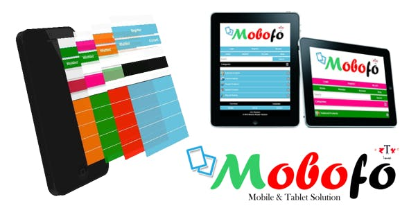 Mobofo Mobile & Tablet Solution - Plugin + Theme + 6 Module