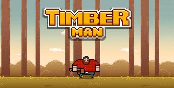 Timberman - CodeCanyon Item for Sale
