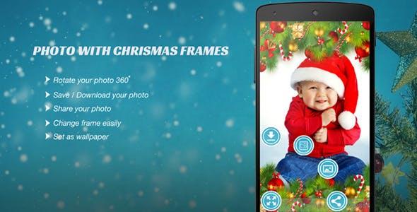 Christmas Frames and Border