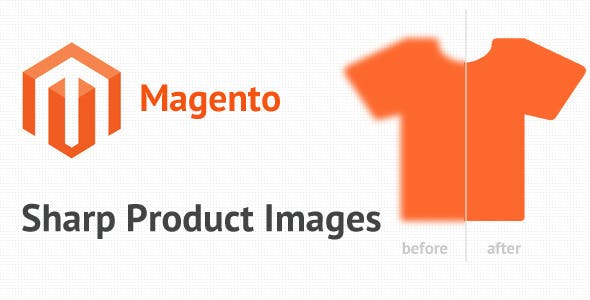 Magento Sharp Product Images