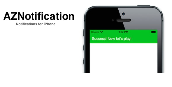 AZNotification: Notifications for iPhone - CodeCanyon Item for Sale