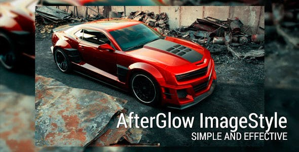 AfterGlow ImageStyle