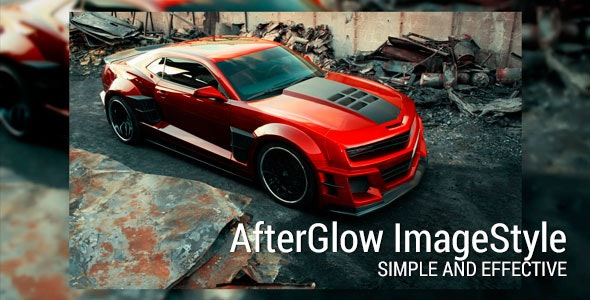 AfterGlow ImageStyle  - CodeCanyon Item for Sale
