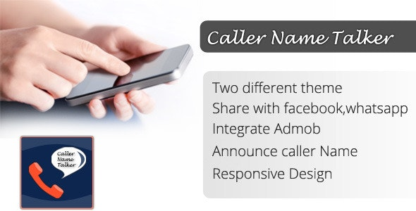 CallerNameTaker - Call Announcer - CodeCanyon Item for Sale