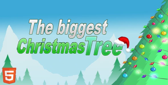 The Biggest Christmas Tree - CodeCanyon Item for Sale