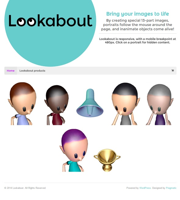 Lookabout - CodeCanyon Item for Sale