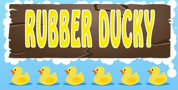 Rubber Ducky - CodeCanyon Item for Sale