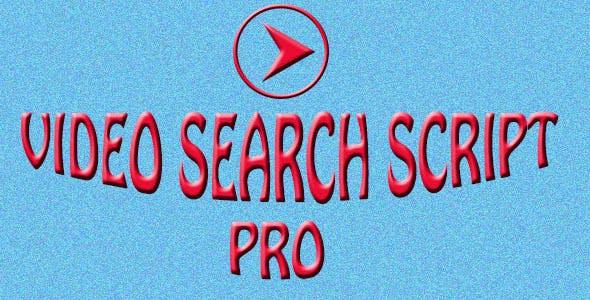 Video Search Script Pro