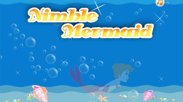 Nimble Mermaid Game With AdMob - CodeCanyon Item for Sale