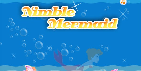 Nimble Mermaid Game With AdMob