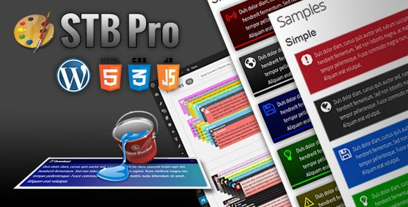 STB Pro - Special Text Boxes Pro Editin - CodeCanyon Item for Sale