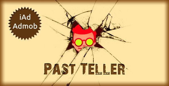 Past Teller - CodeCanyon Item for Sale
