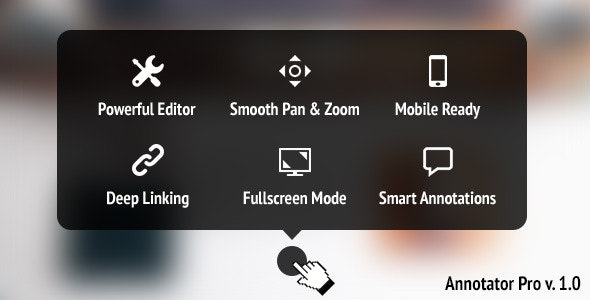Annotator Pro - Image Tooltips & Zooming by nickys | CodeCanyon