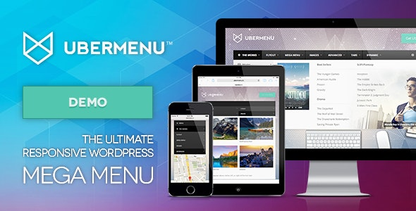 UberMenu - WordPress Mega Menu Plugin by sevenspark | CodeCanyon