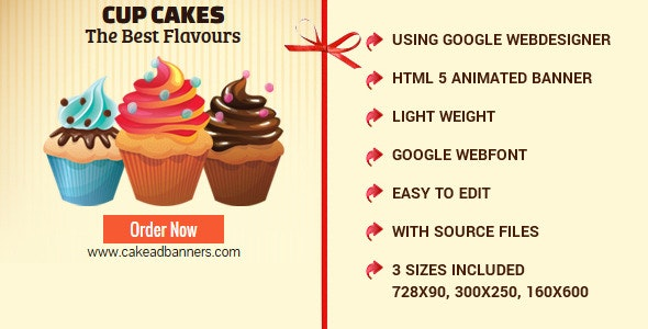 Crispy - X'mas Special Ad Template - CodeCanyon Item for Sale