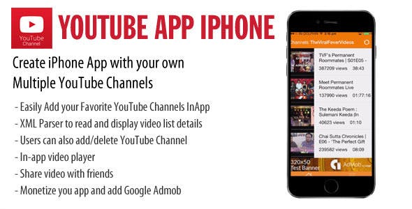 iOS YouTube App