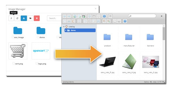 Finder - Opencart 2.0 Best Image Manager - CodeCanyon Item for Sale