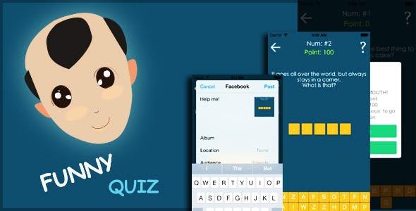 Funny Quiz Game