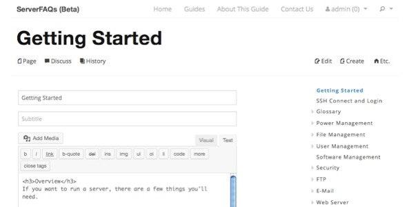 UserPress - Wiki Plugin For WordPress - CodeCanyon Item for Sale