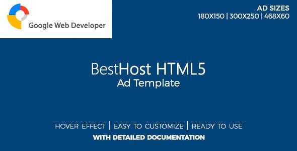 BestHost HTML5 Ad