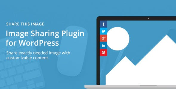 Share This Image - Image Sharing Plugin