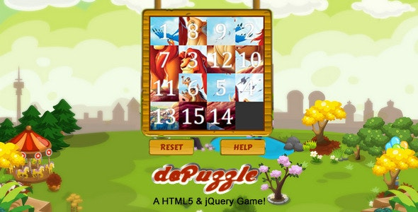 doPuzzle - CodeCanyon Item for Sale
